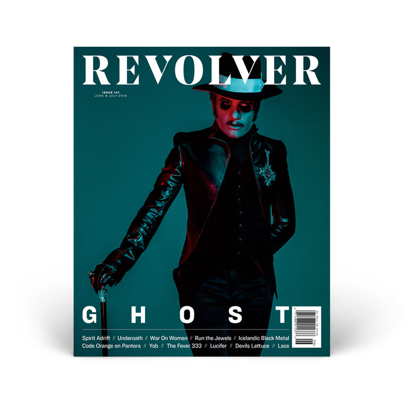 JUNE/JULY 2018 ISSUE FEATURING GHOST - BOX SET