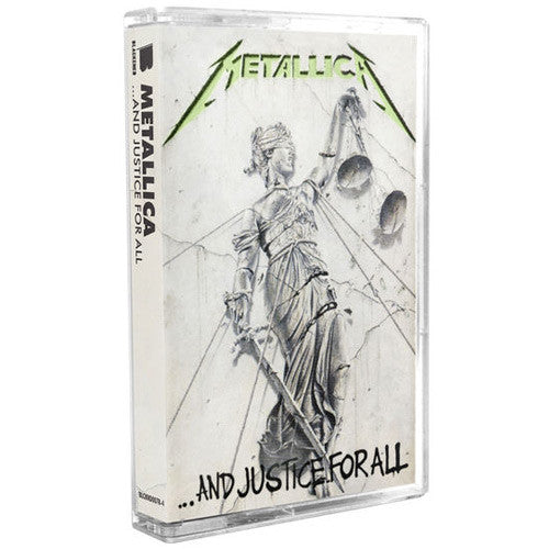METALLICA - AND JUSTICE FOR ALL - CASSETTE