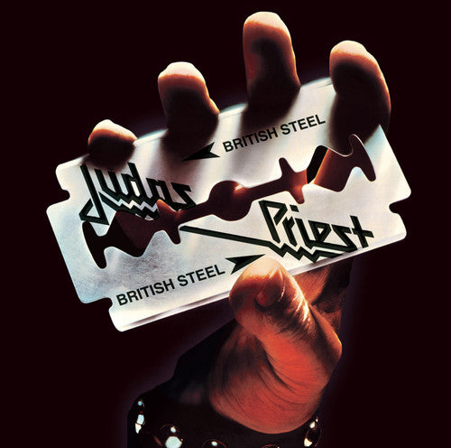 JUDAS PRIEST 'BRITISH STEEL' LP