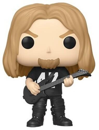 FUNKO POP! ROCKS: SLAYER - JEFF HANNEMAN