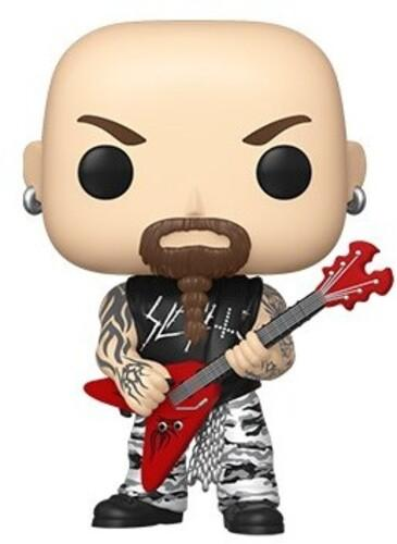 FUNKO POP! ROCKS: SLAYER - KERRY KING