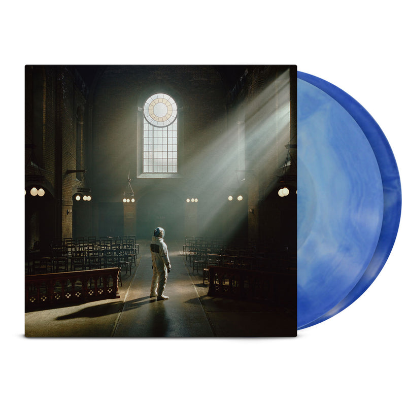 ARCHITECTS 'FOR THOSE THAT WISH TO EXIST' LIMITED-EDITION 2LP BLUE DREAM SPLASH— ONLY 500 MADE