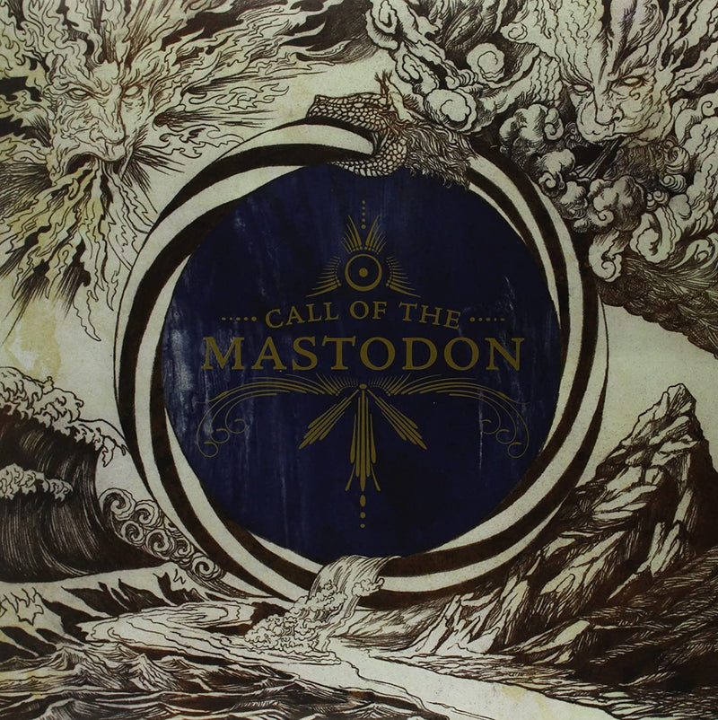 MASTODON - CALL OF THE MASTODON VINYL