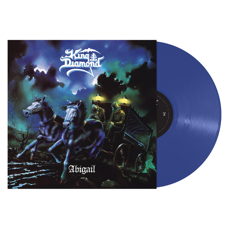KING DIAMOND 'ABIGAIL' COBALT LP