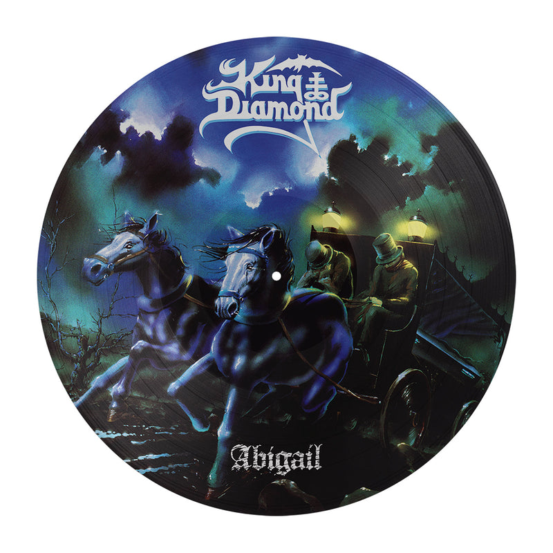KING DIAMOND 'ABIGAIL'PICTURE DISC