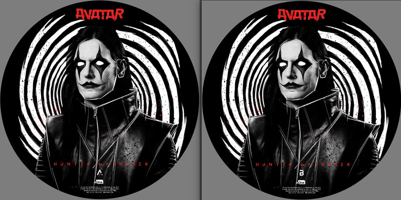 AVATAR 'HUNTER GATHERER' LIMITED-EDITION PICTURE DISC — ONLY 500 MADE