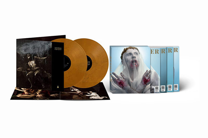 BEHEMOTH BOX SET AND VINYL BUNDLE