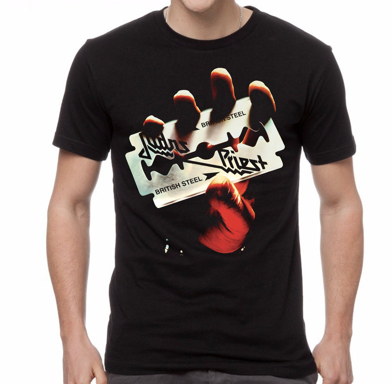JUDAS PRIEST - BRITISH STEEL T-SHIRT