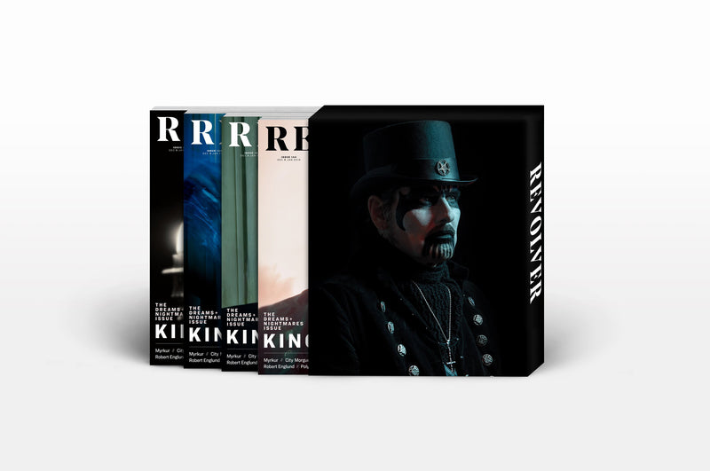 KING DIAMOND BOX SET AND VINYL BUNDLE