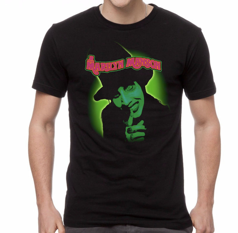MANSON - SMELLS LIKE CHILDREN T-SHIRT