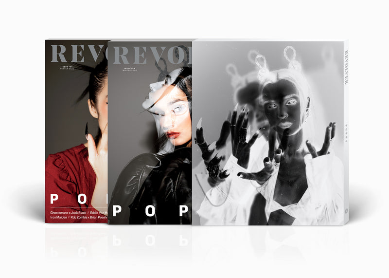 REVOLVER x POPPY WINTER 2020 SLIPCASE ISSUE & LP BUNDLE - ONLY 333 AVAILABLE