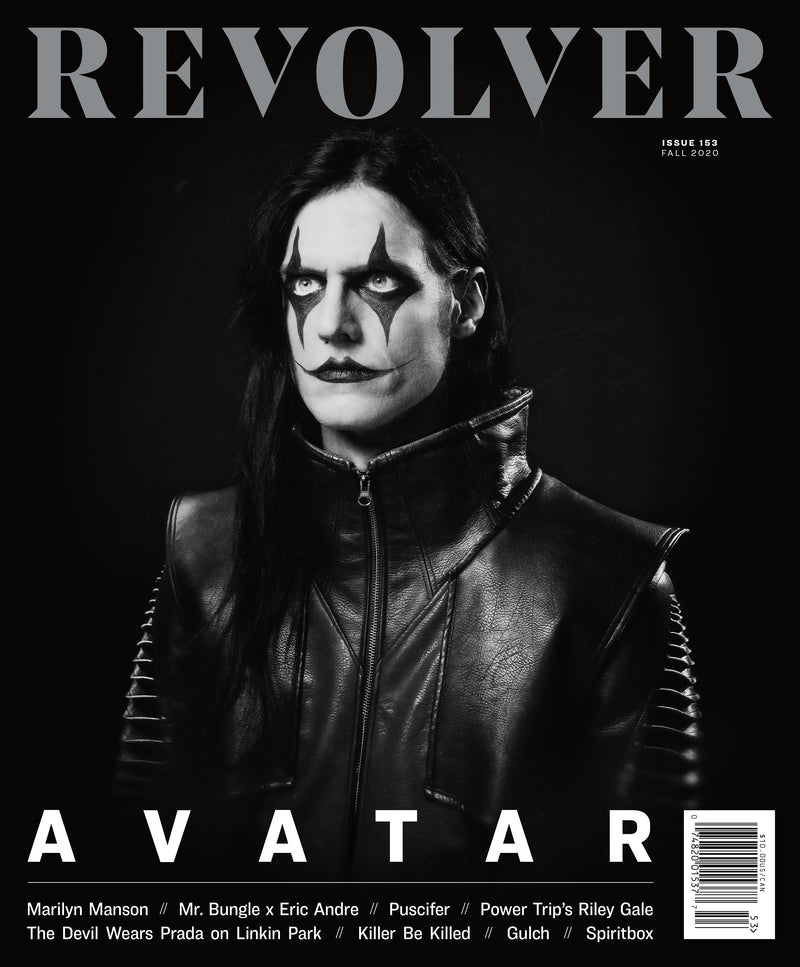 FALL 2020 ISSUE FEATURING AVATAR