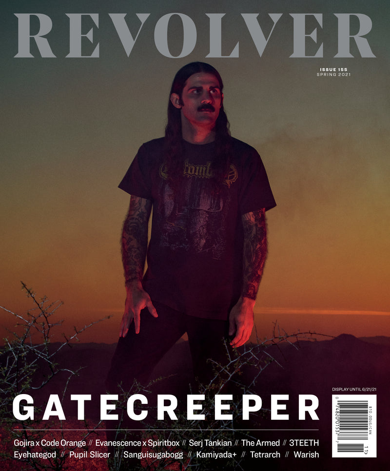 SPRING 2021 ISSUE FEATURING GATECREEPER
