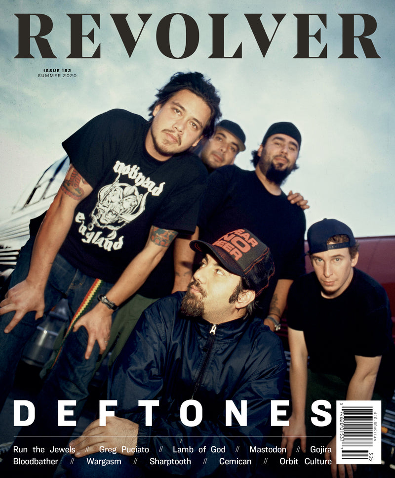 SUMMER 2020 ISSUE FEATURING DEFTONES
