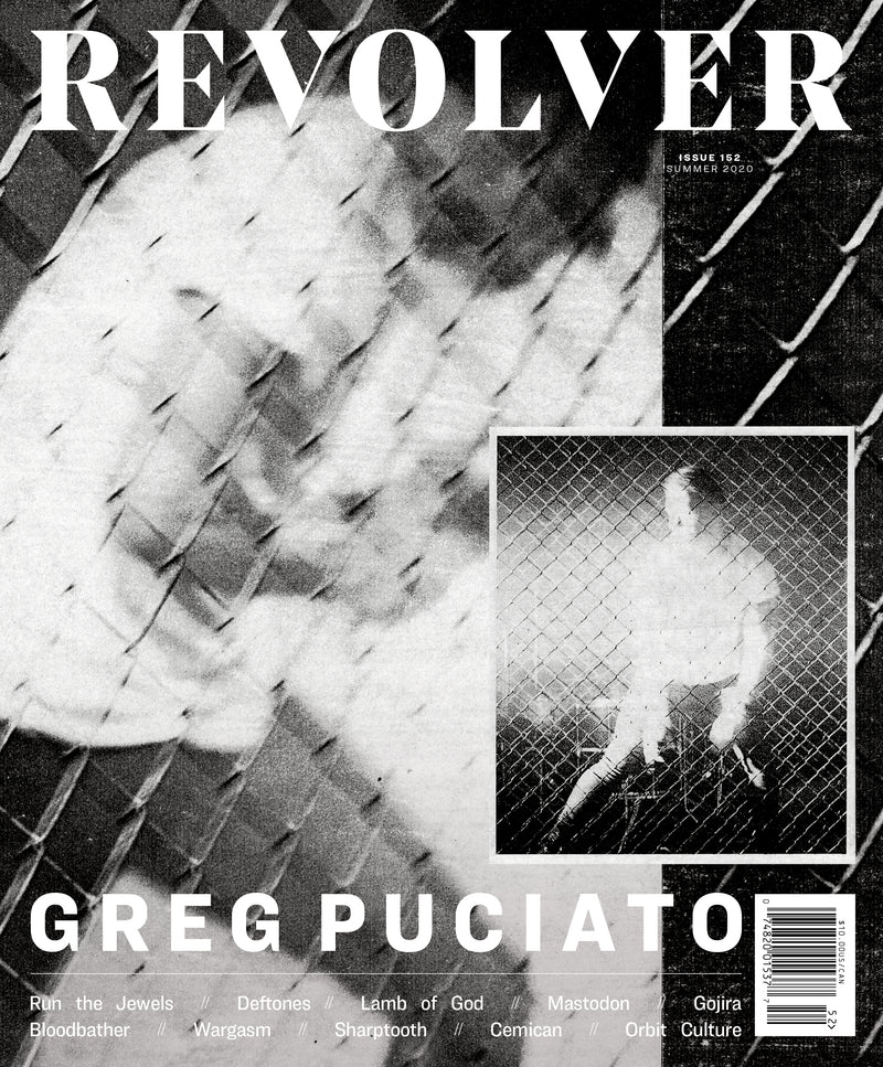 SUMMER 2020 ISSUE FEATURING GREG PUCIATO
