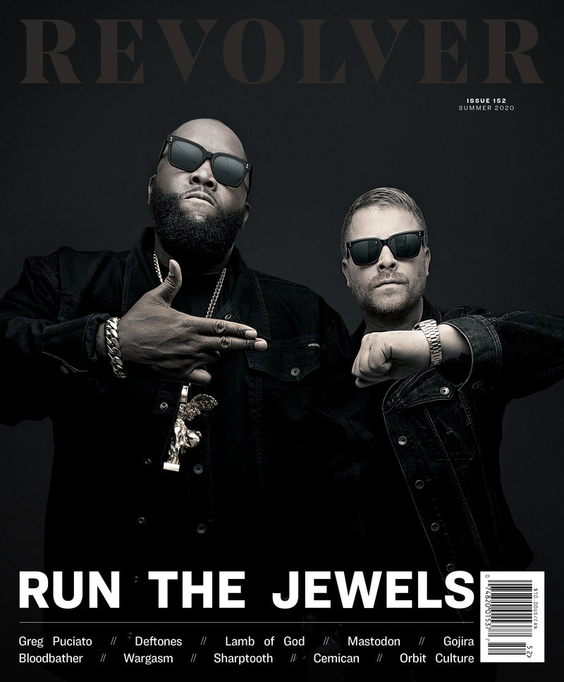 SUMMER 2020 ISSUE FEATURING RUN THE JEWELS