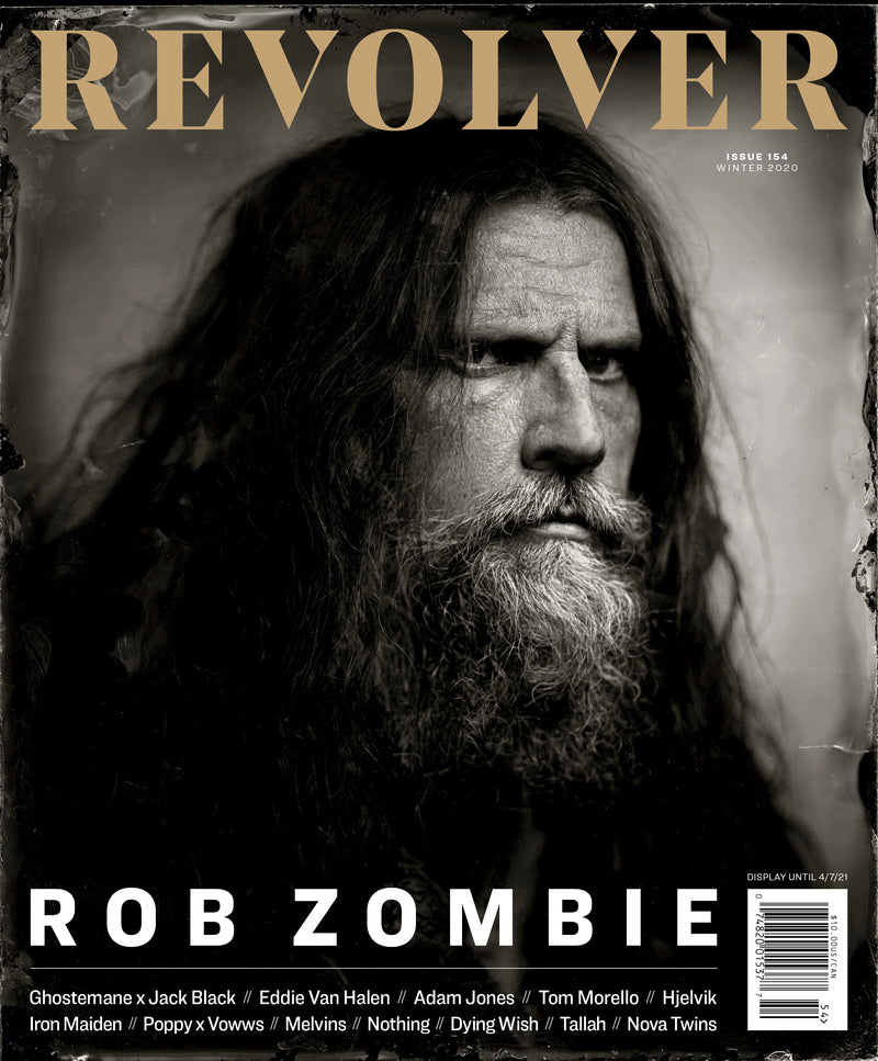 WINTER 2020 ISSUE FEATURING ROB ZOMBIE