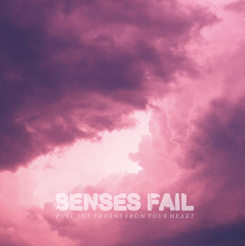 SENSES FAIL - PULL THE THORNS FROM YOUR HEART - LP