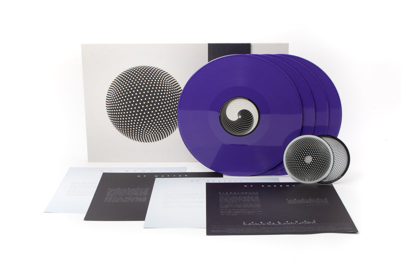 TESSERACT 'ALTERED STATE' LIMITED-EDITION 4LP LILAC VINYL— ONLY 200 MADE