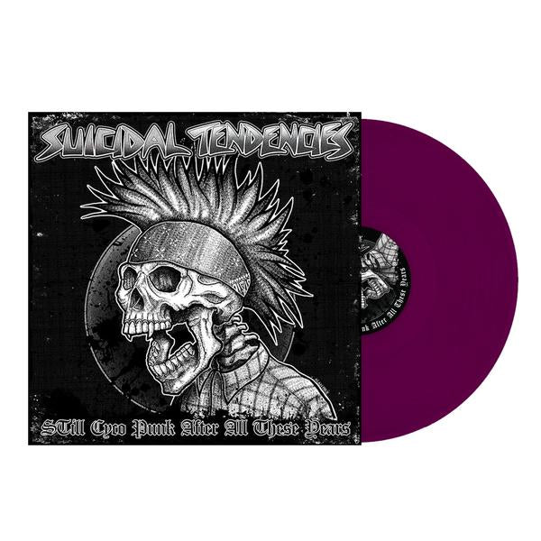 SUICIDAL TENDENCIES - STILL CYCO PUNK AFTER ALL THESE YEARS PURPLE VINYL