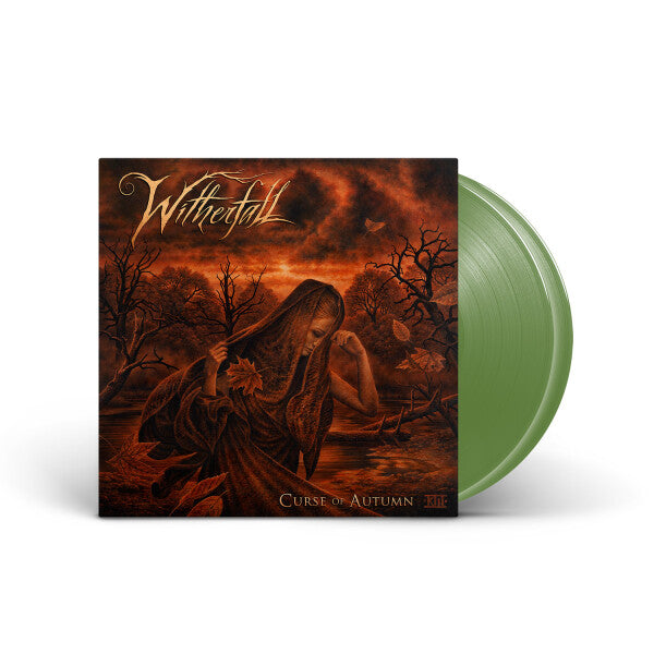 WITHERFALL 'CURSE OF AUTUMN' LIMITED-EDITION 2xLP GREEN FOREST VINYL