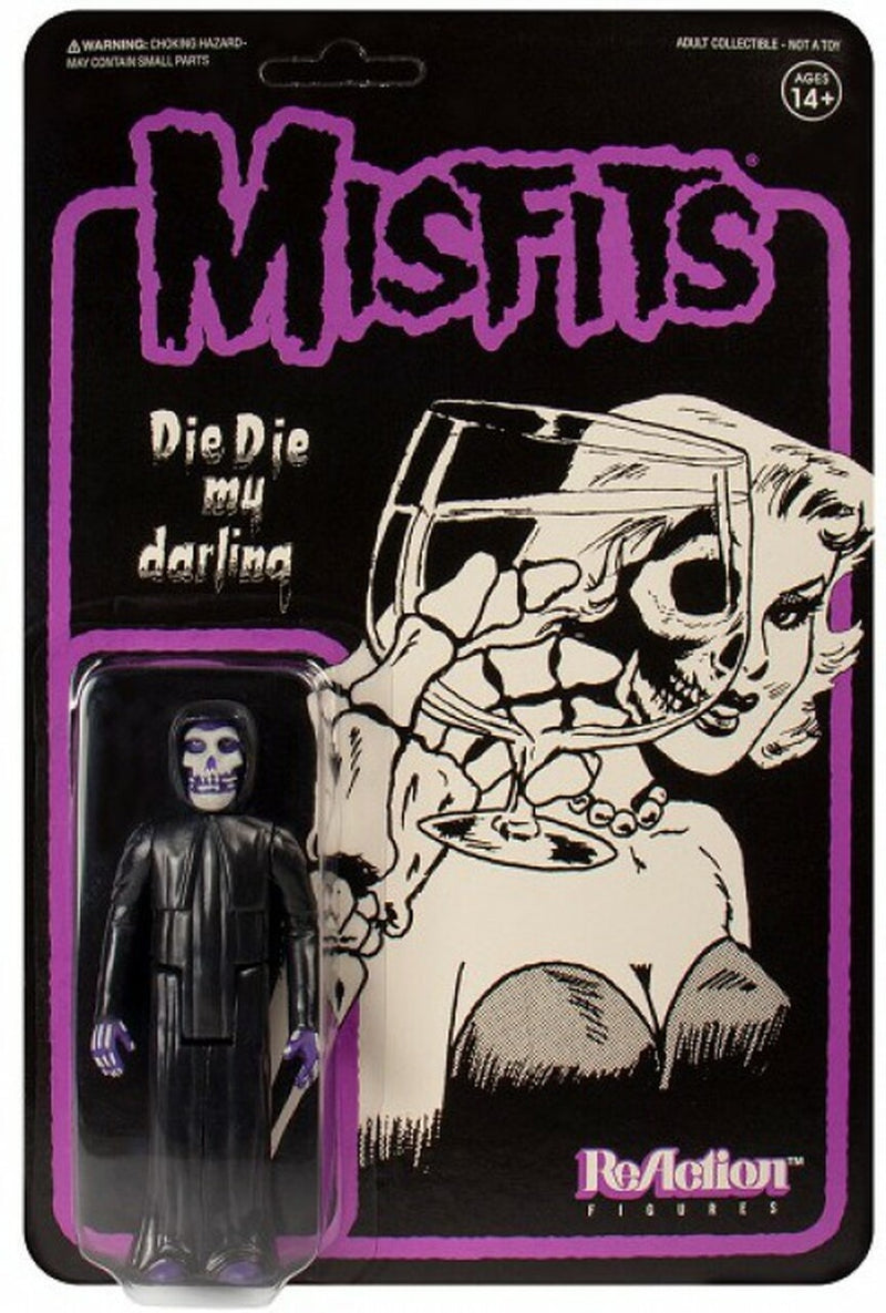 MISFITS ReAction FIGURE 'FIEND DIE DIE MY DARLING'