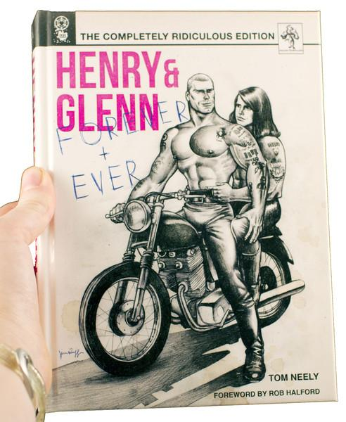 HENRY & GLENN FOREVER & EVER:COMPLETELY RIDICULOUS EDITION