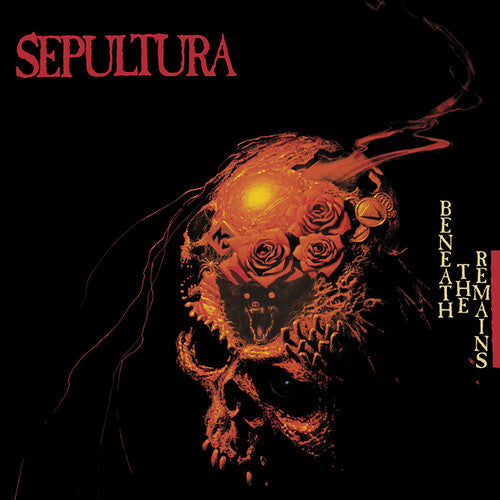 SEPULTURA 'BENEATH THE REMAINS' DELUXE EDITION 2xLP