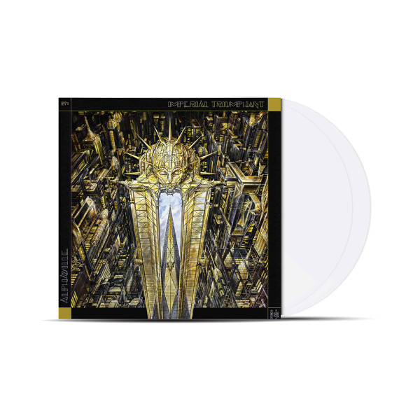 IMPERIAL TRIUMPHANT 'ALPHAVILLE: LIMITED-EDITION WHITE VINYL'