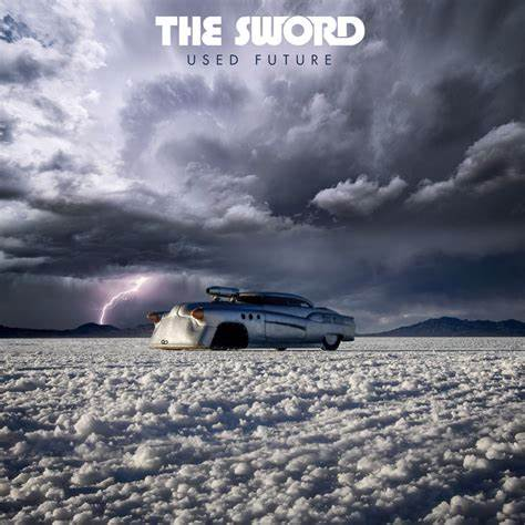 THE SWORD 'USED FUTURE' LIMITED-EDITION MARBLELP