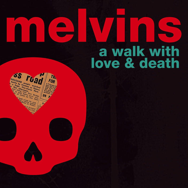 MELVINS - A WALK WITH LOVE AND DEATH 2LP