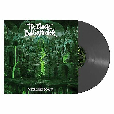 THE BLACK DAHLIA MURDER 'VERMINOUS' MOONSTONE GREY LP