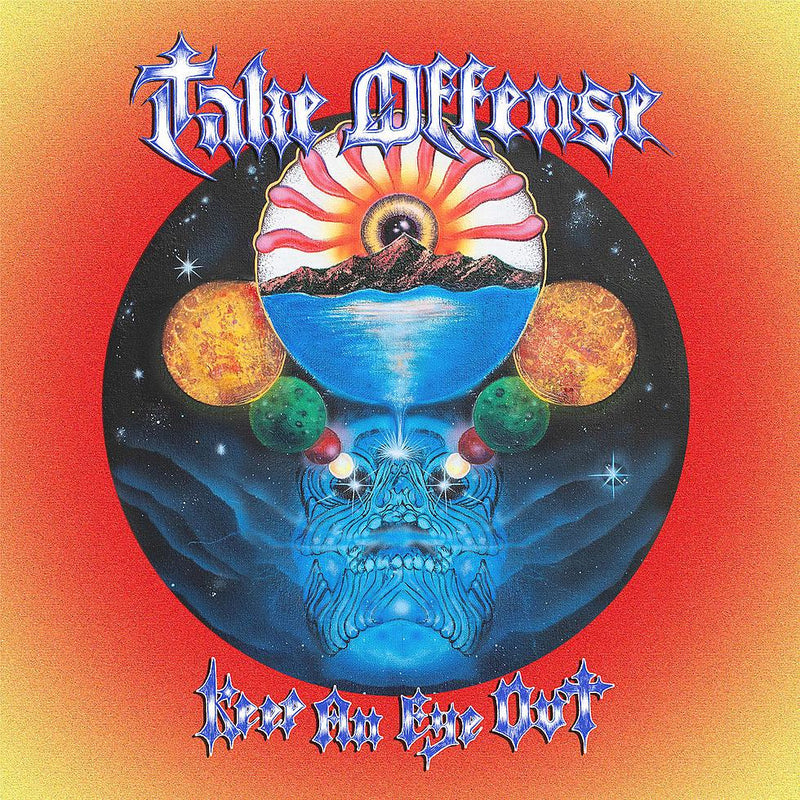 TAKE OFFENSE - KEEP AN EYE OUT - LP