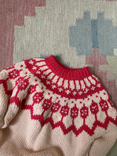 Load image into Gallery viewer, Cotton Yoke Sweater