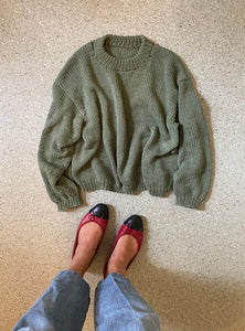the everyday cotton sweater