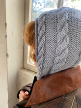 Load image into Gallery viewer, Cashmere Cable Hoodie