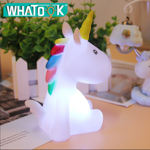 Baby Night Light LED Unicorn Lamp