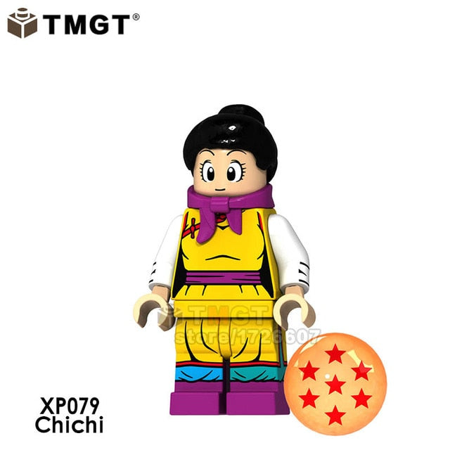 Dragon Ball Z Legos