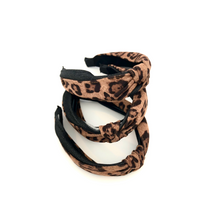 Load image into Gallery viewer, Leopard Hairband