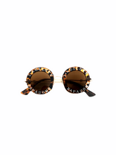 Load image into Gallery viewer, Leopard Bee kids Sunglasses