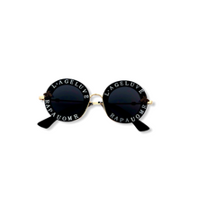Load image into Gallery viewer, Black Bee kids Sunglasses