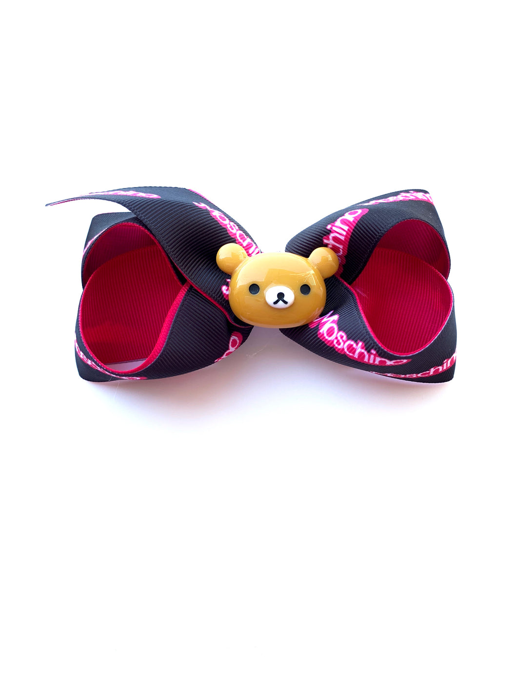 Black and pink TEDDY