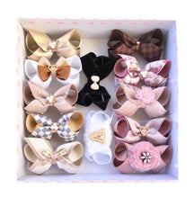 Load image into Gallery viewer, Gift Box A - 12 Hairbows