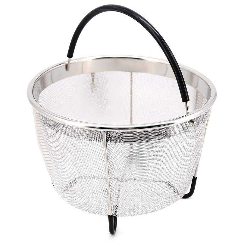 Pressure cooker steam basket set