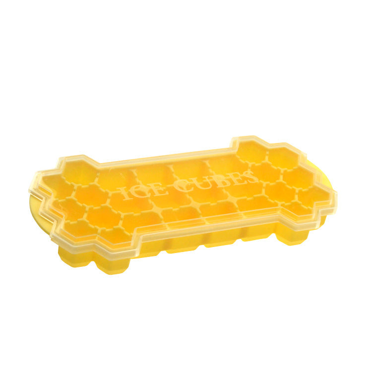 Square Silicone Ice Mold