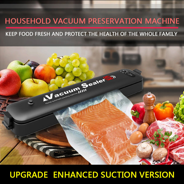 Household Automatic Vacuum Sealer (Gift 15 Bags)