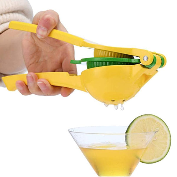 Manual Juicer Lemon Lime Squeezer,Metal Juicer Citrus Squeezer Press