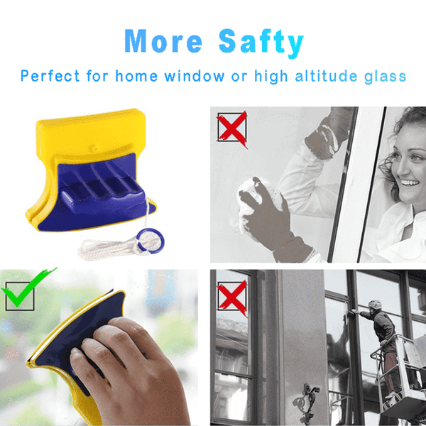 Best Selling!-Magnetic Glass Cleaner