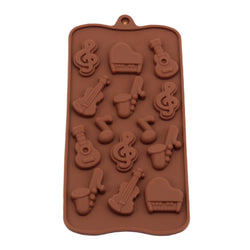 Silicone Musical Instrument Modeling Mold