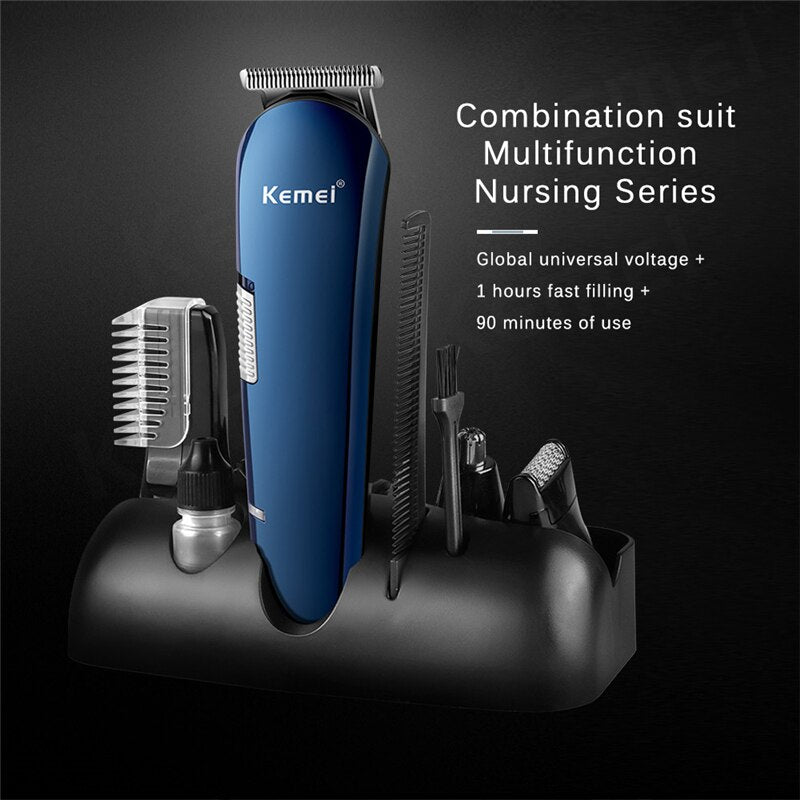 5 in 1 Rechargeable Hair Trimmer